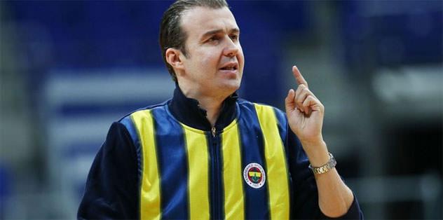 """""""Fenerbahçe Ülker evinde iyi oynuyor"""""""