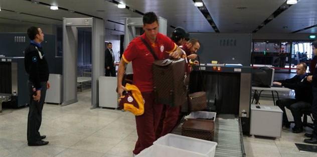 Aslan Antalya'ya gitti
