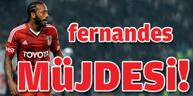 Samet Aybaba'dan Fernandes müjdesi!