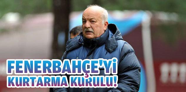 'Fenerbahçe'yi nasıl kurtarırız' kurulu!