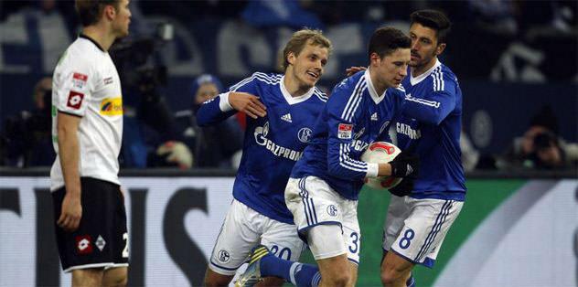 Schalke, Katar'a