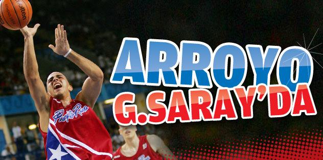 Carlos Arroyo Galatasaray'da