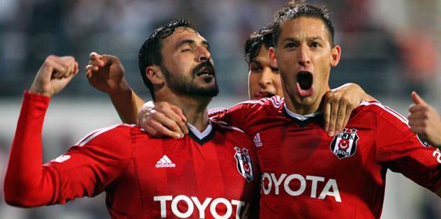 Beşiktaş'ın en golcü yıldızı Hugo Almeida
