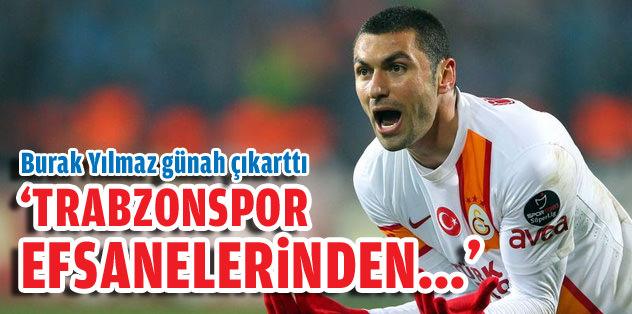 Trabzon efsanelerinden özür dilerim