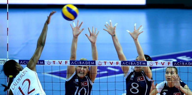 G.Saray Daikin set vermedi: 3-0