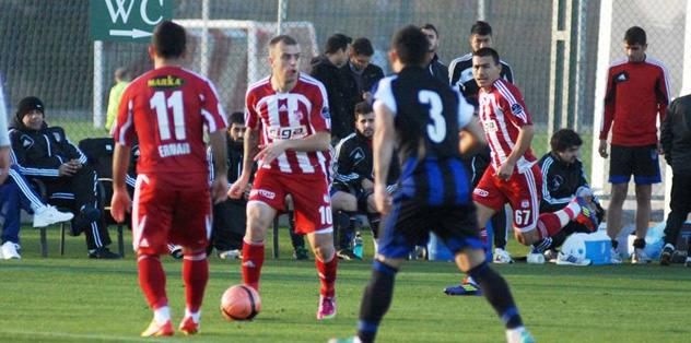 Sivasspor zorlanmadı