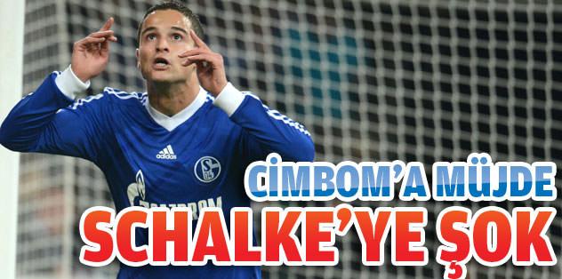 G.Saray'a müjde Schalke'ye şok