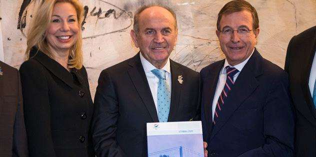 İstanbul 2020 adaylık dosyası IOC'ye teslim edildi