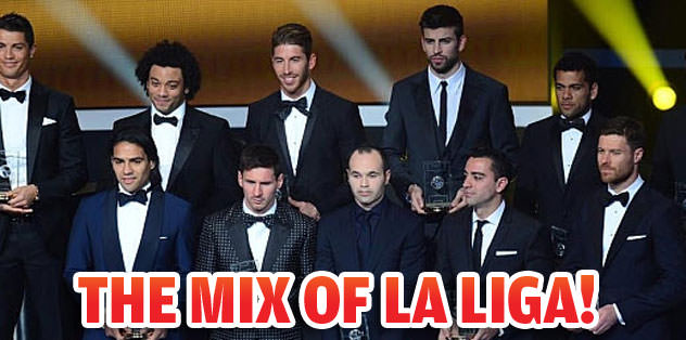 Here is the best 11!