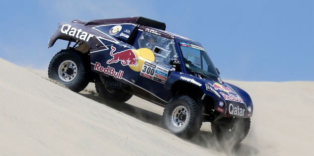 Dakar'da üçüncü etabı Al-Attiyah kazandı