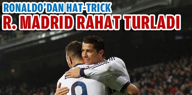 R. Madrid rahat turladı