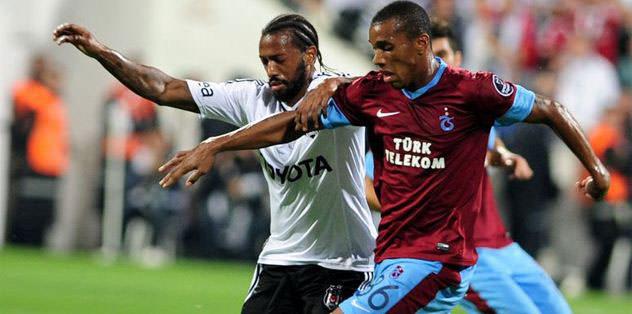 Beşiktaş-Trabzonspor derbisi bugün 19.00'da