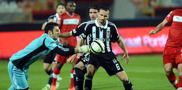 Beşiktaş'ta sakat sayısı 5'e yükseldi