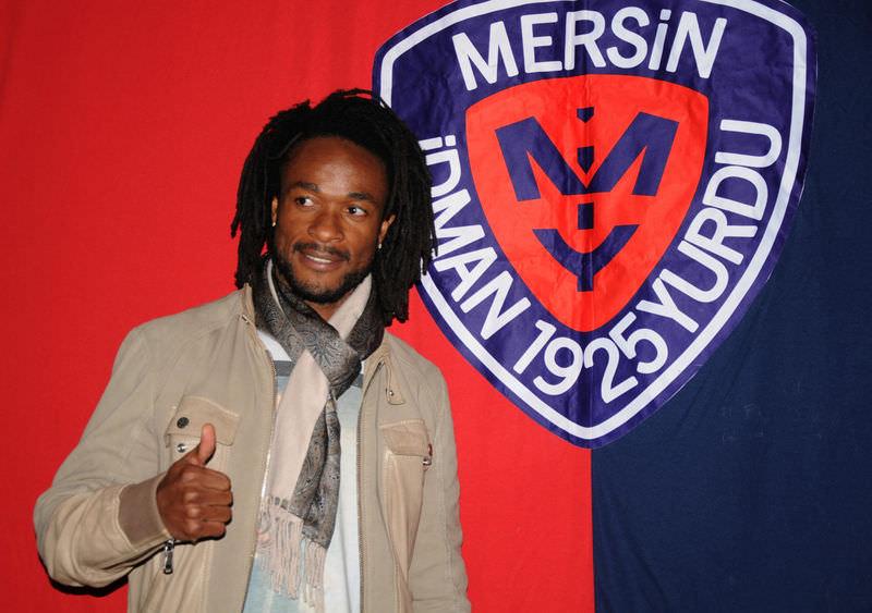 Jean Jacques Gosso Mersin İdman Yurdun'da!