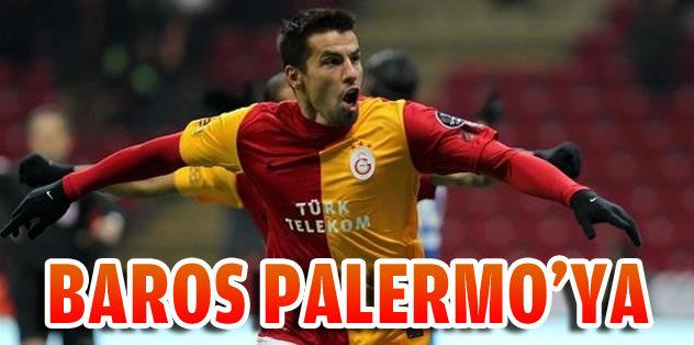 Milan Baros Palermo'ya