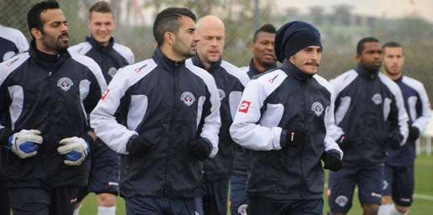 Kasımpaşa İstanbul'a döndü