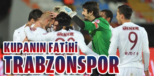 Kupanın Fatihi Trabzon