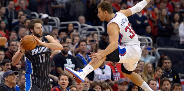 Magic Clippers'ı devirdi