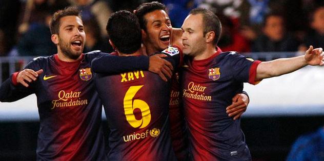 Barça emin adımlarla