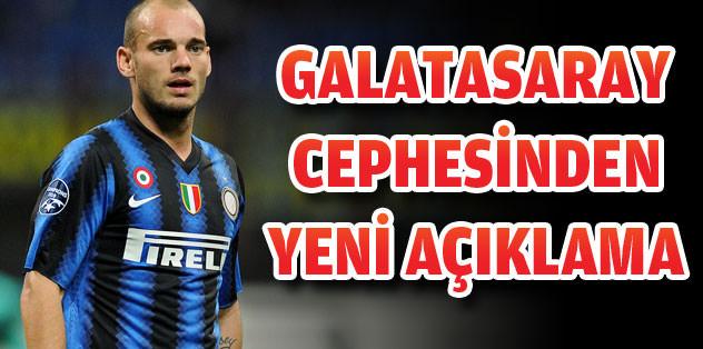 Galatasaray cephesinden yeni açıklama