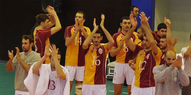 Galatasaray filede galip: 3-1