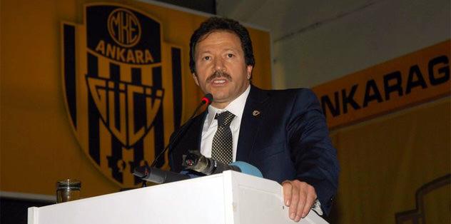 Ankaragücü'nde yeni yönetim göreve başladı