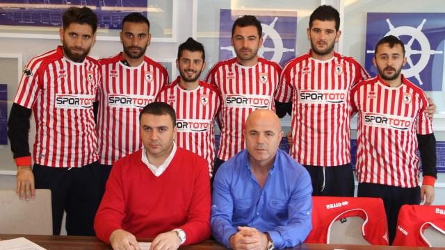 Samsunspor'dan transfer atağı