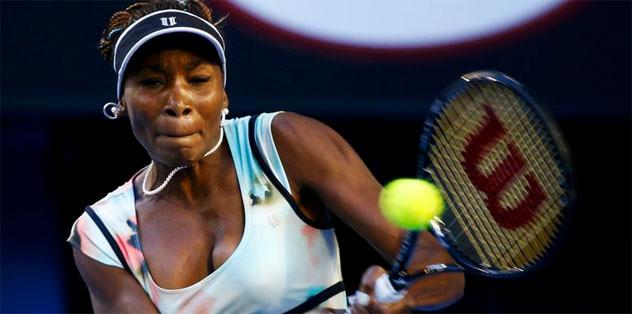 Venus Williams üçüncü turda