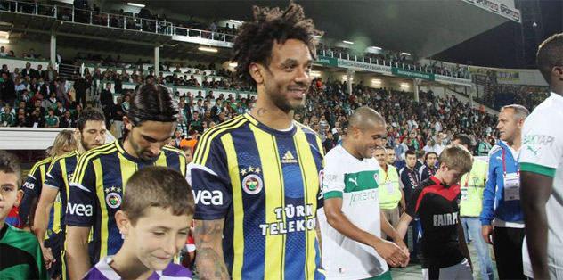 Bursa ile 15'inci kupa kapışması