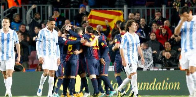 Barça'ya son dakika şakası
