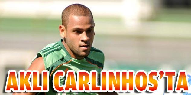 Aklı Carlinhos'ta
