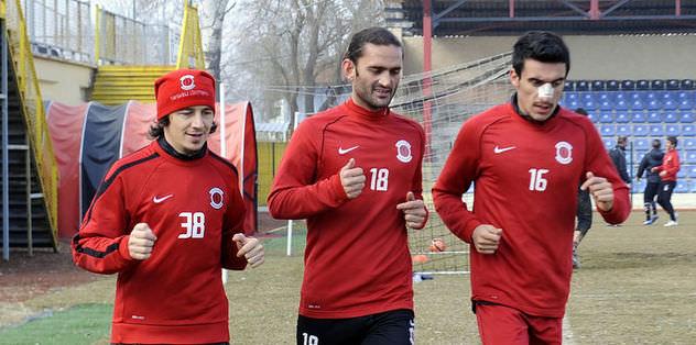 Linyitspor'da 3 transfer birden