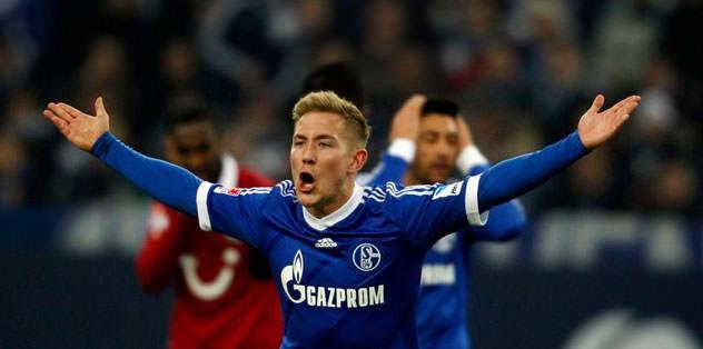 Düello Schalke'nin: 5-4