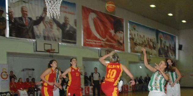 Ceyhan Belediyesi: 62 - Galatasaray: 77