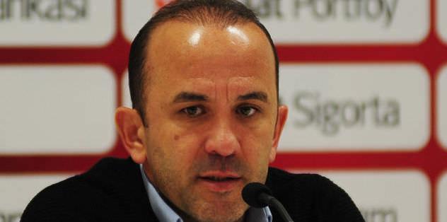 Antalyaspor hazır kıta