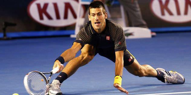 Sırp Djokovic çeyrek finalde