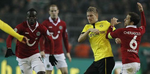 Bundesliga'da gol yağmuru