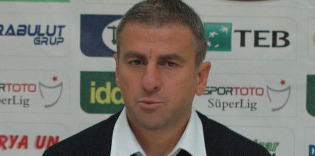 """Hamza Hamzaoğlu: """"Berabere kaldığımız için üzgünüz"""""""