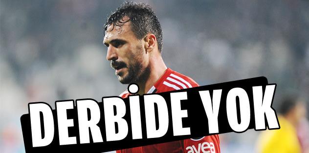 Derbi öncesi Beşiktaş'ta şok!