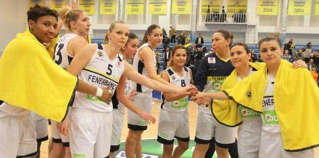 Fenerbahçe 10'da 8 yaptı