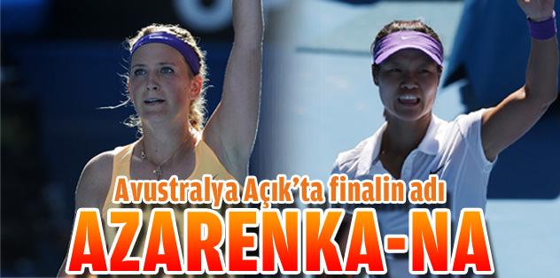 Finalin adı Azarenka-Na