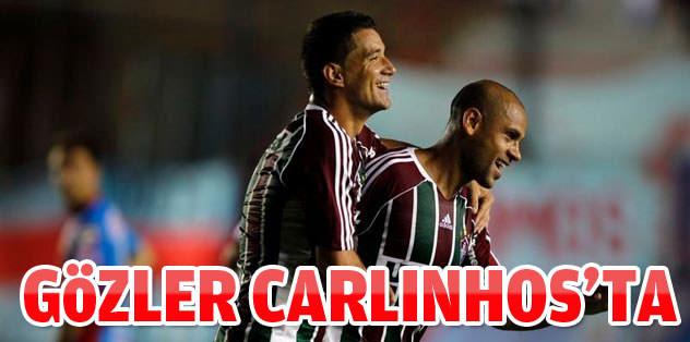 Carlinhos bekleniyor