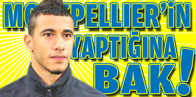 Montpellier, Belhanda'yı Arsenal ve Tottenham'a önerdi