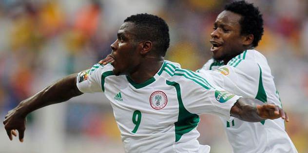 Emenike'nin golü Nijerya'ya yetmedi