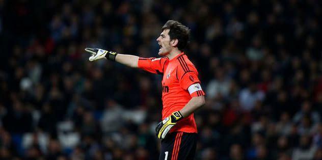 Iker Casillas 2 ay yok