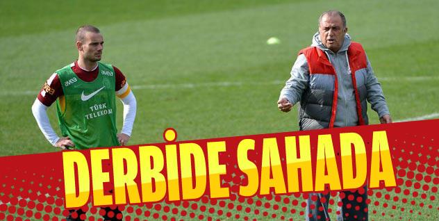 Sneijder göreve