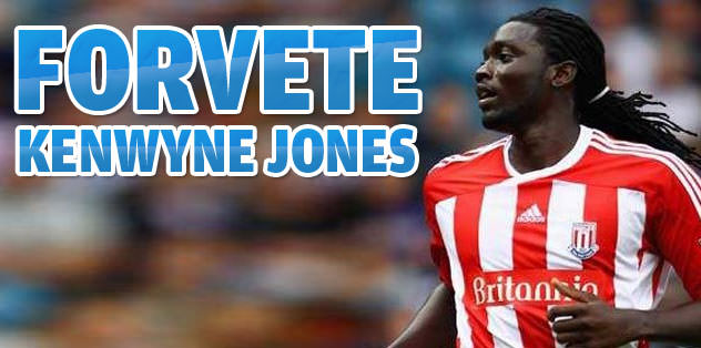 Forvete Kenwyne Jones
