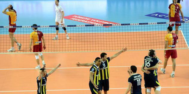 Derbi maçta gülen taraf Fenerbahçe Grundig