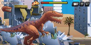 Godzilla'dan Kaçış