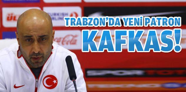 Tolunay Kafkas yeni patron